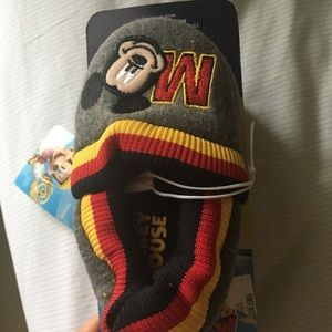 Other - NWT Mickey indoor shoes